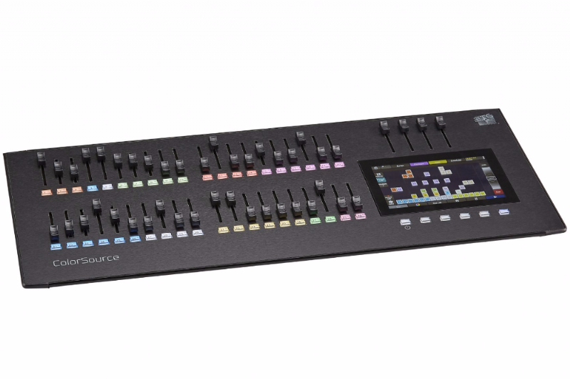 Lighting Control Desks - LED Colour Mix & Effects | Stage Superstore
